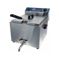 SINGLE TANK 11 LITER ELECTRIC COUNTERTOP FRYER
