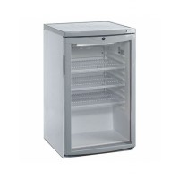 REFRIGERATOR FOR DRINKS WITH GLASS DOOR 105 LITERS