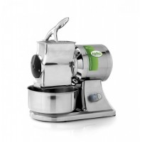 GRATER GS - 400V THREE PHASE - STAINLESS STEEL ROLLER