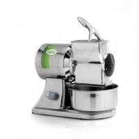 GRATER GSD - MOUTH RIGHT - 400V THREE PHASE - STAINLESS STEEL ROLLER