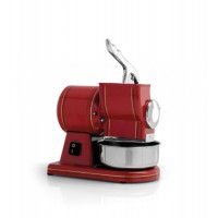 RED MIGNON GRATER - STEEL ROLL
