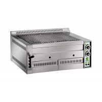 DOUBLE LAVA STONE GRILL - 6 BURNERS