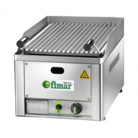 SINGLE LAVA STONE GRILL - 1 BURNER