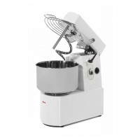 SPIRAL MIXER WITH TIPPING HEAD 17 Kg - 21 liters - THREE PHASE 400V