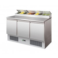 SALADETTE REFRIGERATED FOR UP TO 8 GN CONTAINERS 1/6