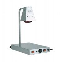 WARMING CABINET, SLIM LINE, 1-LAMP 250W + HOT PLANE 250W