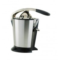 ELECTRIC JUICER WITH LEVER