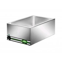 HOT FOOD IN A BAIN-MARIE ELECTRIC 1200W FOR 1 GN 1/1