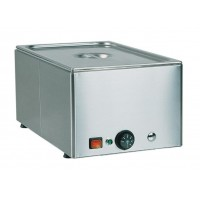 HOT PROFESSIONAL DRY 1200+1200W FOR 2 CONTAINERS GN 1/1