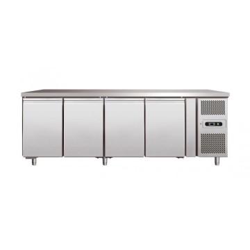 banco frigo inox negativo linea 700 gn 1 1 4 porte. Black Bedroom Furniture Sets. Home Design Ideas