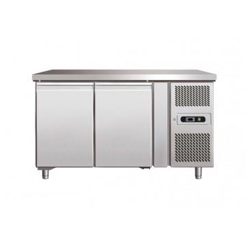 banco frigo inox positivo linea 700 gn 1 1 2 porte. Black Bedroom Furniture Sets. Home Design Ideas