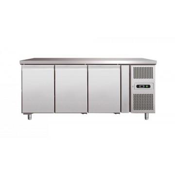 banco frigo inox positivo linea 700 gn 1 1 3 porte. Black Bedroom Furniture Sets. Home Design Ideas