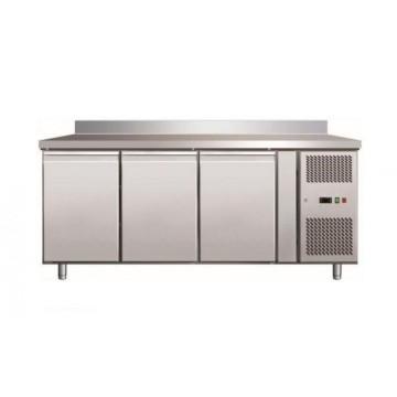 banco frigo inox positivo linea 700 gn 1 1 3 porte con. Black Bedroom Furniture Sets. Home Design Ideas