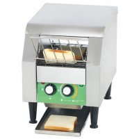 CONTINUOUS ROLLER ROTARY TOASTER 1340W - 150-180 SCHEIBEN / STUNDE