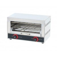 TOASTER-PROFESSIONAL OVEN FOR SANDWICHES AND TOAST - 1 GRID