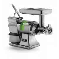 MINCER GRATER TG 22 - 230V SINGLE PHASE - GRINDING AND ROLLER-STAINLESS STEEL