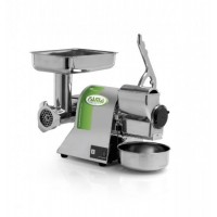 MINCER GRATER TGI 8 - WITH BOX, STAINLESS STEEL - GRINDING AND ROLLER-STAINLESS STEEL