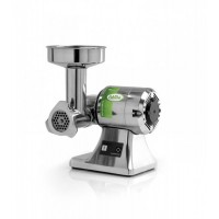 MEAT GRINDER TS 8 - THE MINCING UNIT IS STAINLESS STEEL