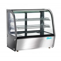 Display case FOR FOODS HEATED 71x58 cm