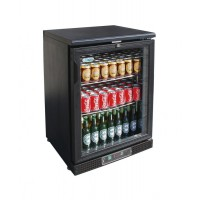 REFRIGERATED DISPLAY AND BACK BAR WITH 1 HINGED DOOR