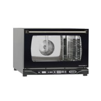 CONVECTION OVEN 3 TRAYS 460x330 WITH HUMIDIFIER - 3 kW mod. MANUAL HUMIDITY