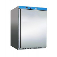 CABINET STAINLESS STEEL REFRIGERATED STATIC LINE ECO POSITIVE 1-PORT 130 LITRES