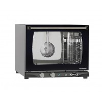 CONVECTION OVEN 4 TRAYS 460x330 WITH HUMIDIFIER - 3 kW mod. MANUAL HUMIDITY