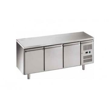 banco frigo inox negativo linea fc 3 porte. Black Bedroom Furniture Sets. Home Design Ideas