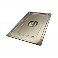 STAINLESS STEEL COVER FOR GASTRONORM GN 1/1